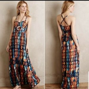 Anthropologie Maeve Noetzie Maxi Dress